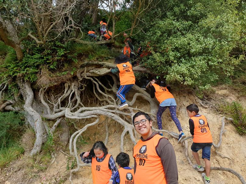 Pride Lands Childcare Climbing