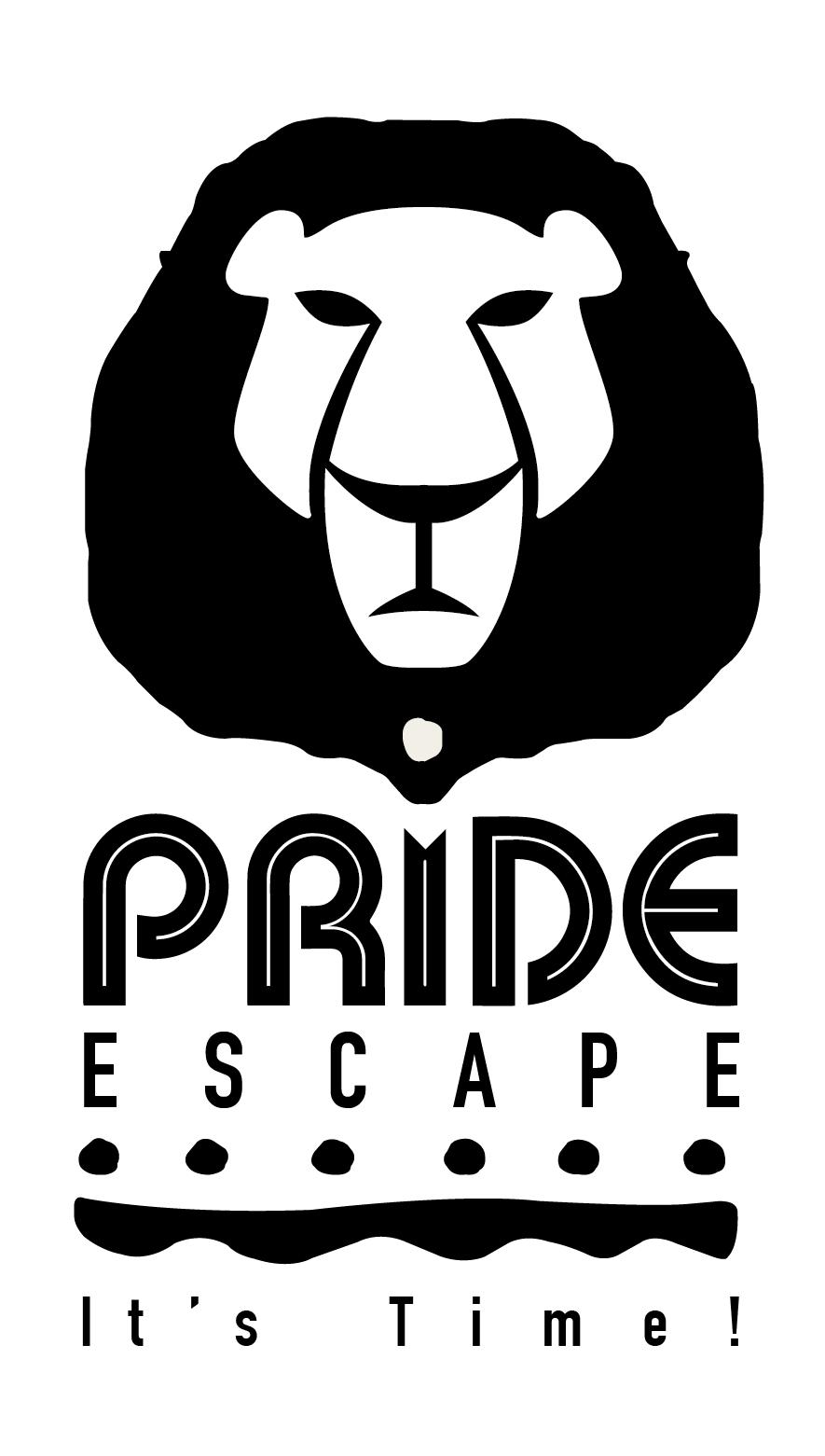 Pride Escapes Logo