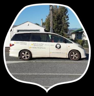 Shuttle Services Van