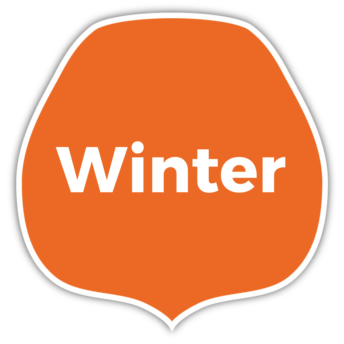 Winter Button
