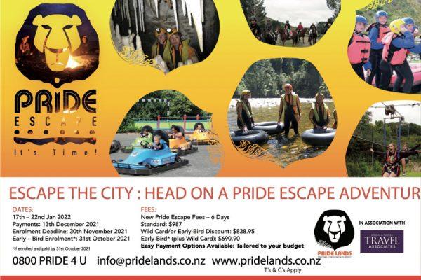 Pride Escape